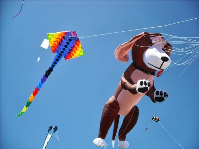 Kite String Lights : This Incredible Kite Festival In Maine Is A Must-See