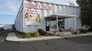 11 Incredible Thrift Stores In North Dakota Where You'll Find All Kinds Of Treasures