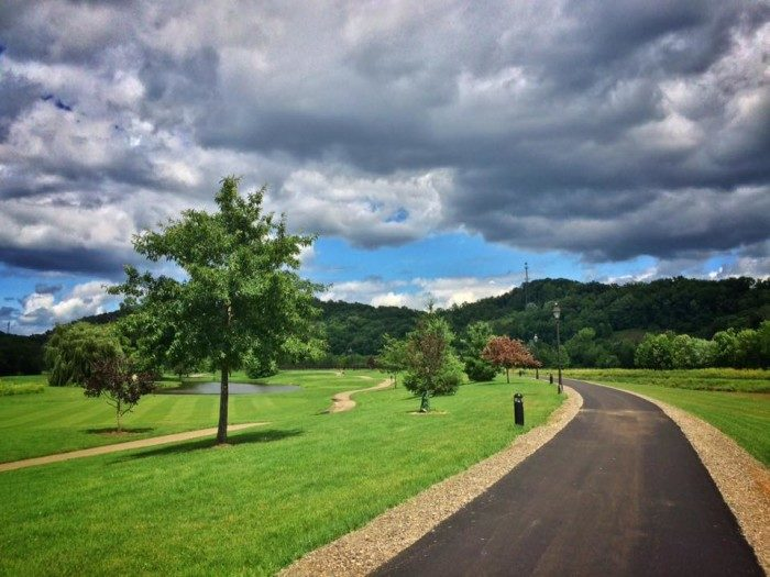 River Park Athens >> The 11 Best And Easiest Bike Trails You Can Take In Ohio