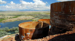 The Abandoned Place In Utah That's Hauntingly Beautiful