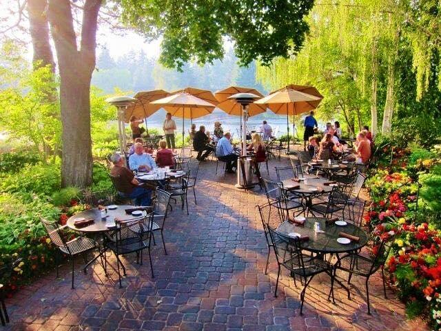 9 oregon restaurants with amazing outdoor patios for Patios portland oregon
