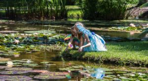 You Won't Want To Miss This Magical Fairy Festival In Florida's Beautiful Gardens
