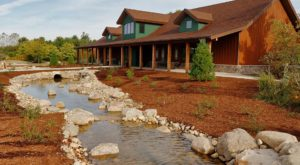The Outdoor Discovery Park In Michigan That's Perfect For A Family Day Trip