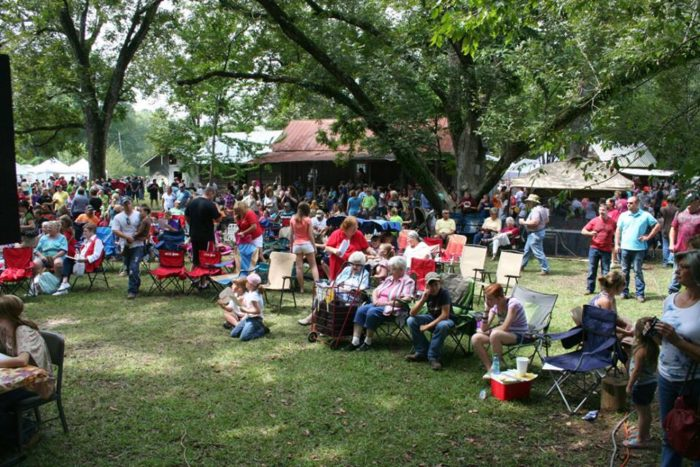 Ocean Springs Arts And Crafts Festival