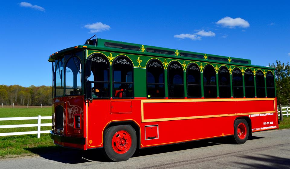 Virginia City Trolley Tour