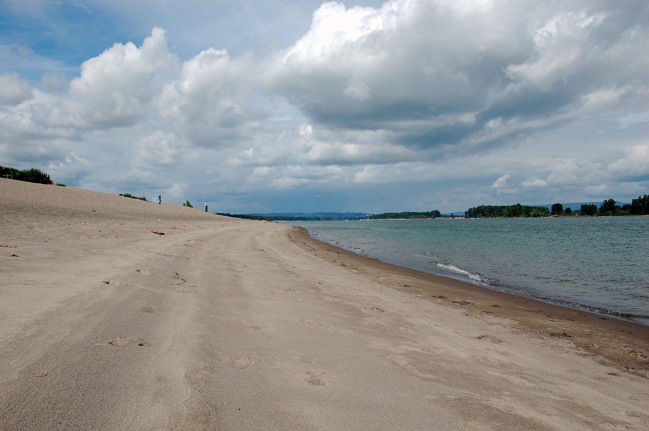 Sauvie Island Beaches Have The Best Sand In Portland