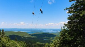 The Epic Zipline In New Hampshire That Will Take You On An Adventure Of A Lifetime