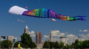 This Incredible Kite Festival In Ohio Is A Must-See