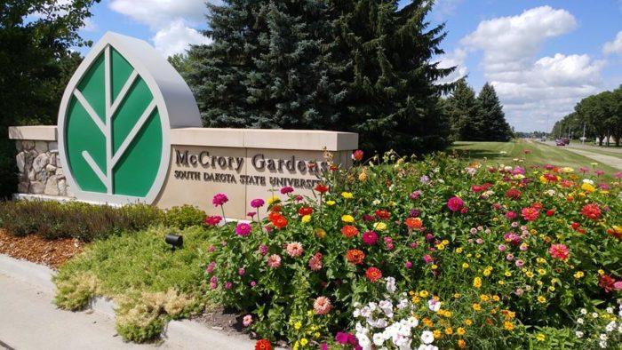Mccrory Gardens Haunted Trail Garden Ftempo