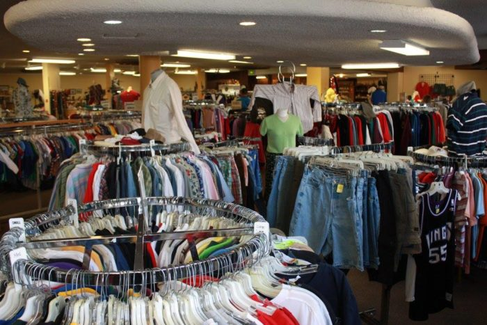 Clothing stores in minot nd