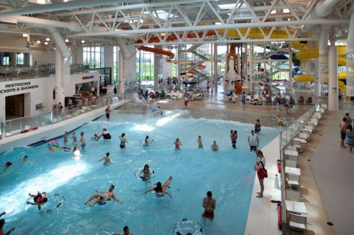 Visit The Aviation Themed Waterpark In Oregon