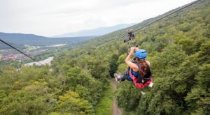 The Epic Zipline In Vermont That Will Take You On An Adventure Of A Lifetime