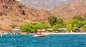 7 Spectacular Spots In Arizona Where You Can Camp Right On The Beach