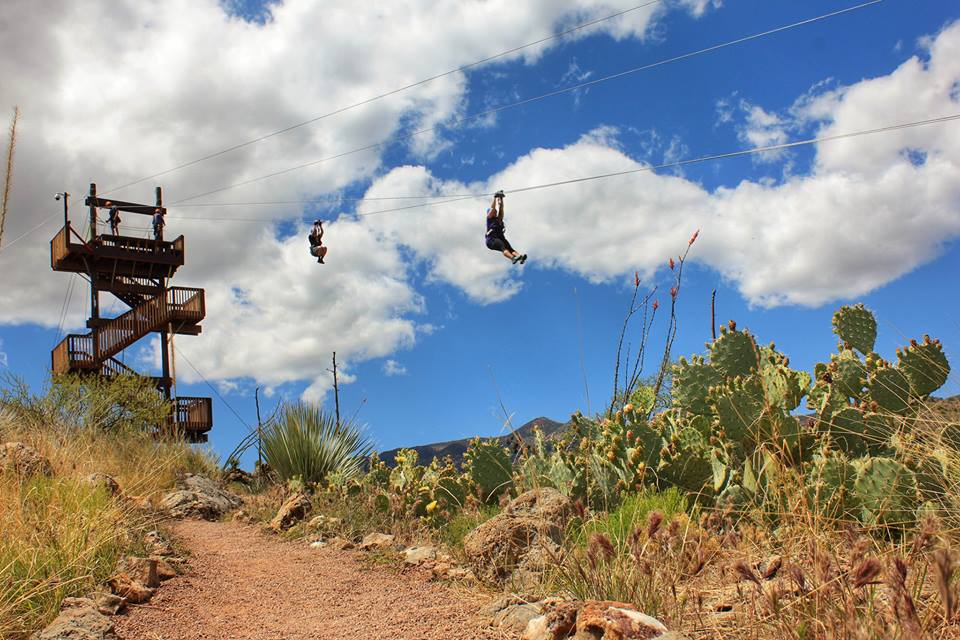 This Place Has The Most Epic Zipline In All Of Arizona