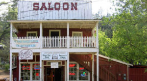 You'd Never Know This Remote Saloon Is Hiding In Arizona And It's Delightful
