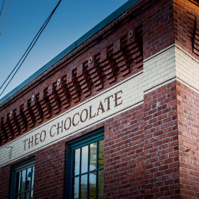 Theo Chocolate Factory Tour In Washington Is Everything