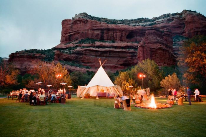 under canvas in moab  secluded glampground in utah that