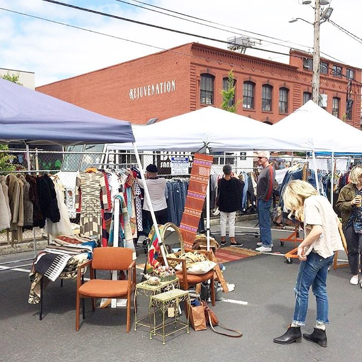 4 Best Flea Markets In Portland