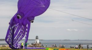 This Incredible Kite Festival In Maine Is A Must-See