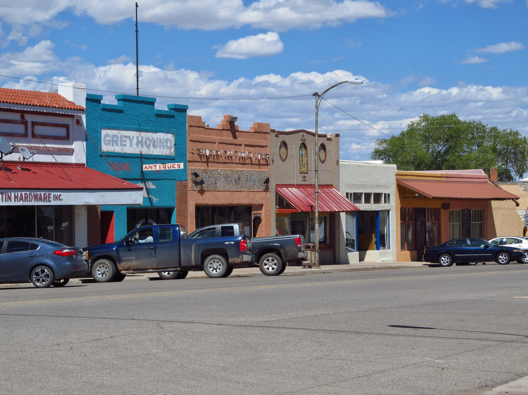 11 small towns in rural new mexico that are downright
