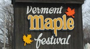 This Is Vermont's Biggest Food Festival And You Won't Want To Miss It
