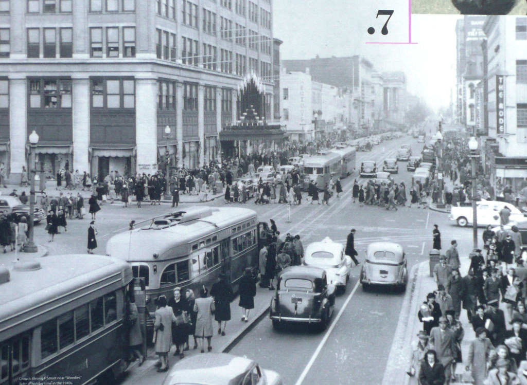 The 11 Best Vintage Photos Of Washington Dc S Streets