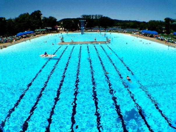 The World S Largest Recirculating Pool In Ohio Sunlite Pool