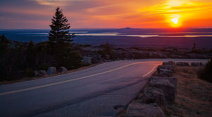 The One Scenic Drive In Maine You Must Take Before Spring's Over
