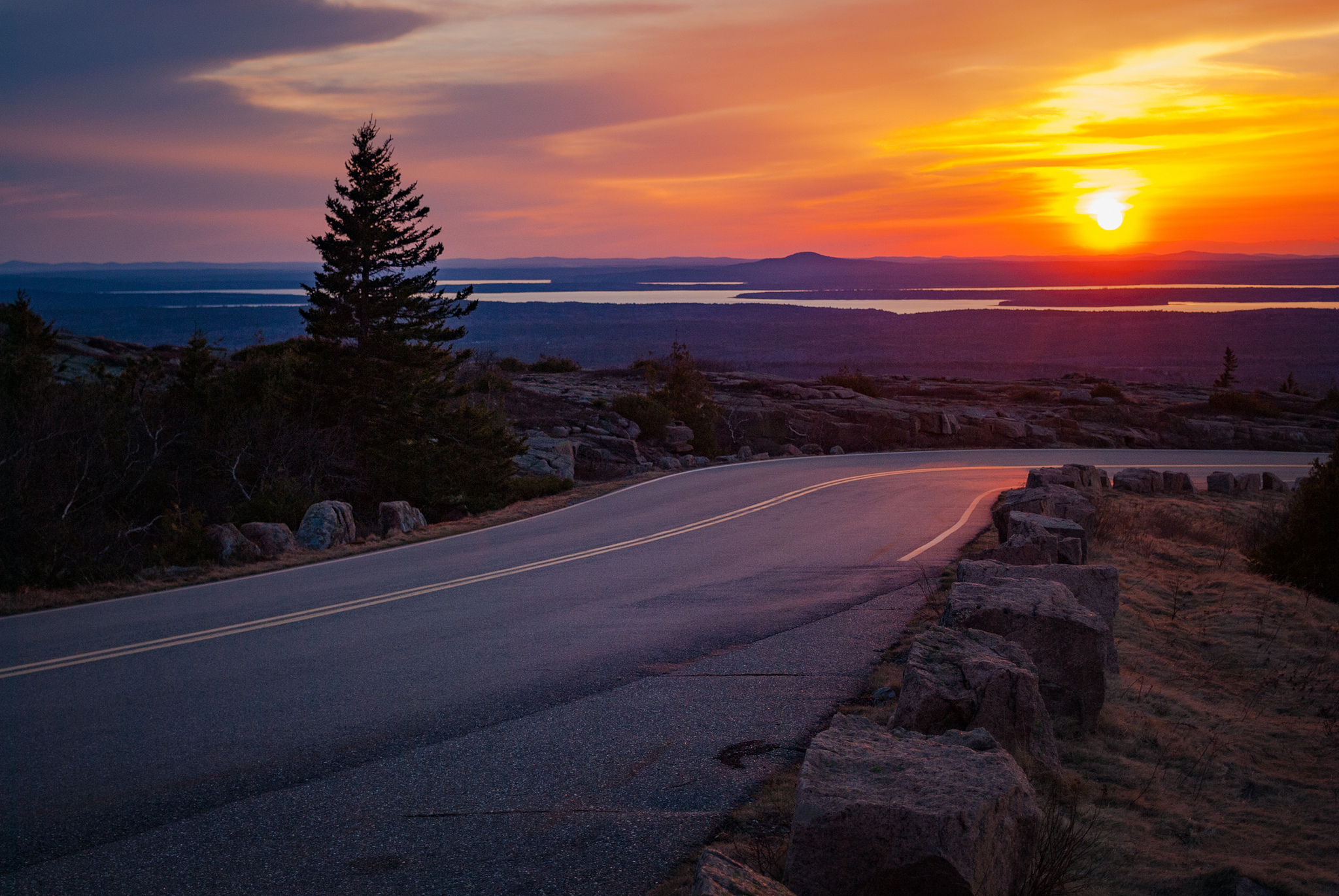 Maine S Scenic Drive Is Picture Perfect For Springtime