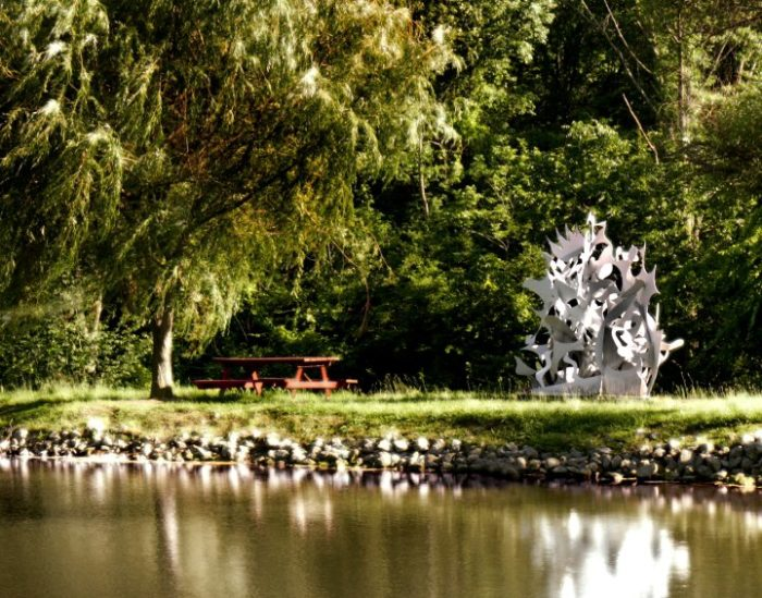 Pyramid hill sculpture park wedding
