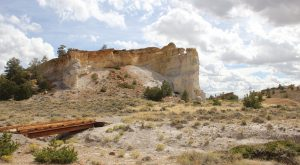This Hidden Trail In Wyoming Leads To A Magnificent Archeological Treasure