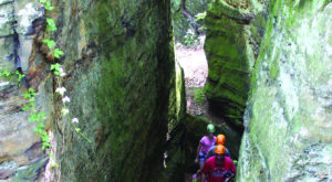 The Ultimate Canyon Adventure In Ohio Most People Don't Know About