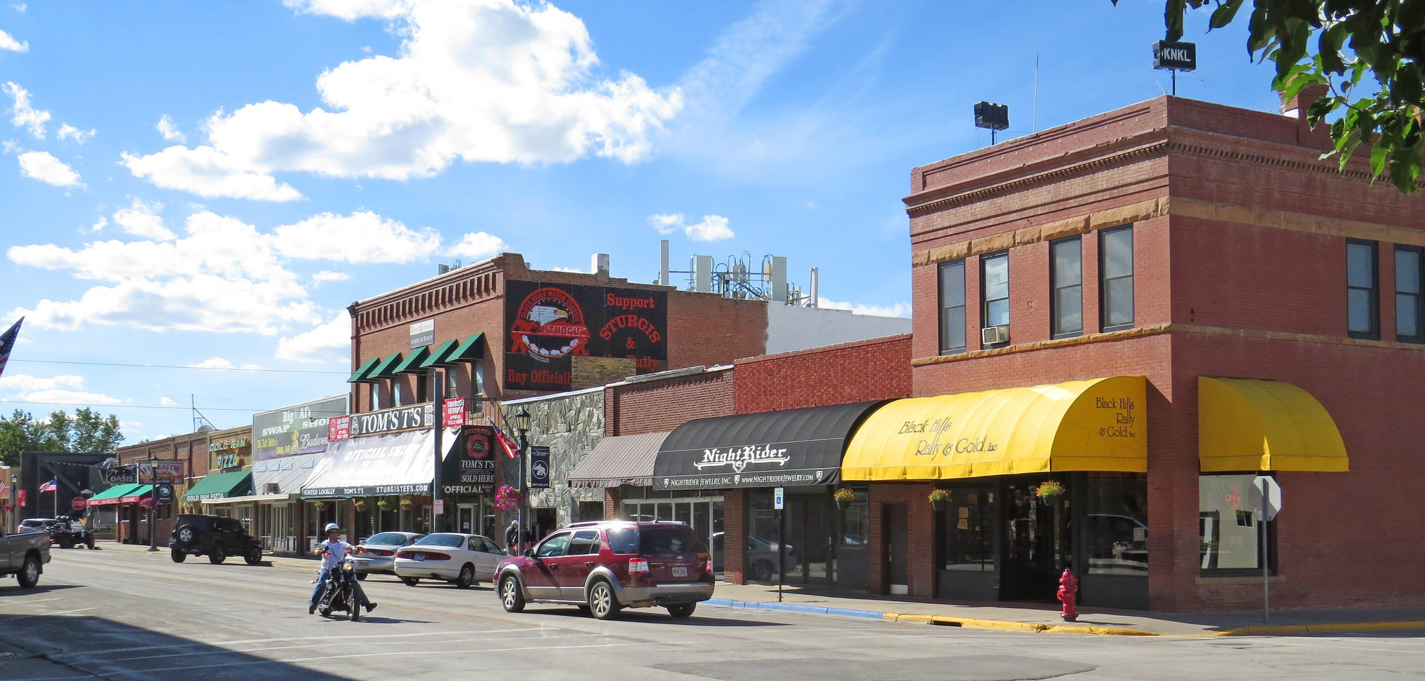 Sturgis: The Small Town In South Dakota That's One Of The