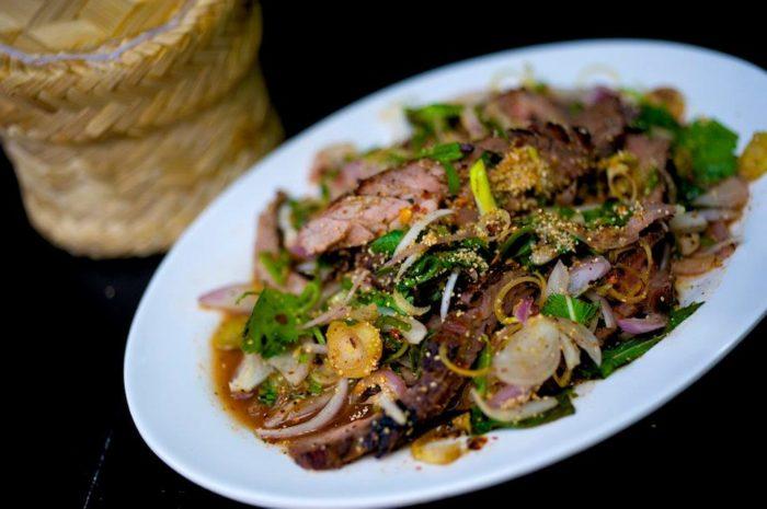 The award winning restaurant in portland oregon everyone for Authentic thai cuisine portland