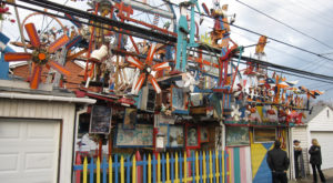 This Roadside Attraction Near Detroit Is The Most Unique Thing You've Ever Seen