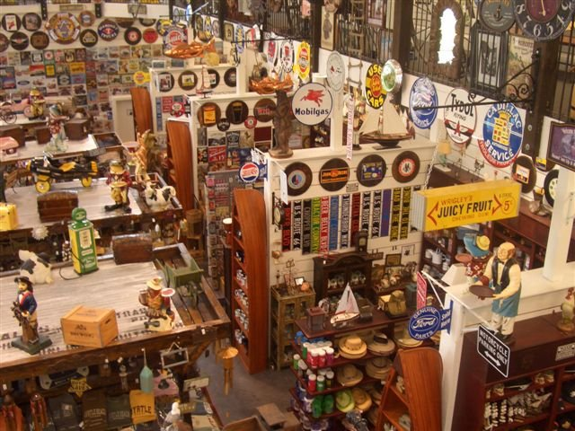 Nostalgia City And Museum Is An Epic Gift Shop In South