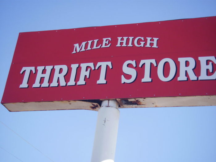 e843338a221 Mile High Thrift Store (Denver Southwest)
