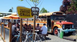 The Restaurant In Oregon That Serves Grilled Cheese To Die For