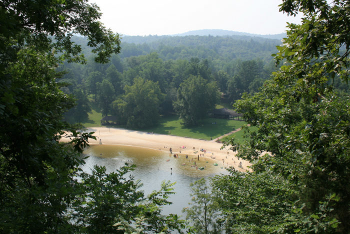 Fairy Stone Park Is The Most Beautiful Campground In Virginia