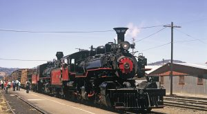 The Overlooked Northern California Railroad Town That Will Absolutely Charm You