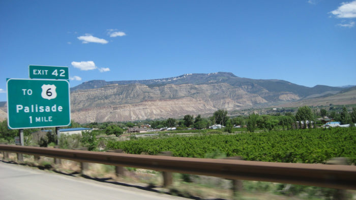 Palisade Colorado Is One Of The Coolest Towns In The U S