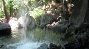 The Secret Waterfall In Northern California That Most People Don't Know About