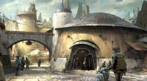 Star Wars Land Is Opening In Southern California And It Looks Amazing