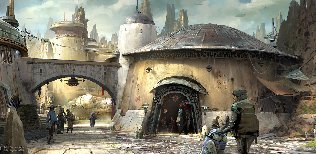 Star Wars Land Is Opening In Southern California And It