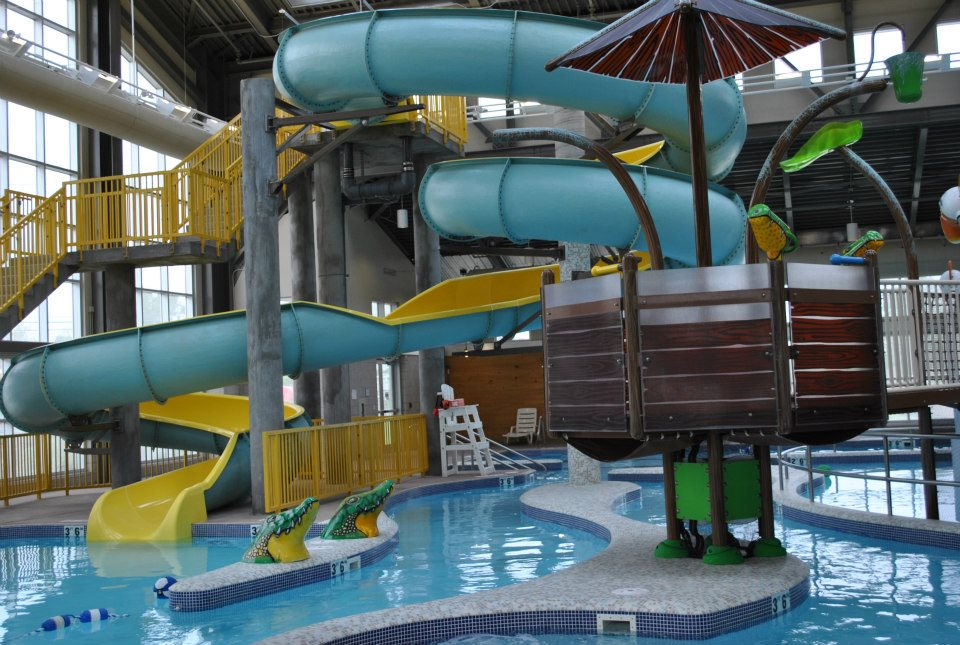 This Indoor Water Park In Mississippi Is A Must-Visit