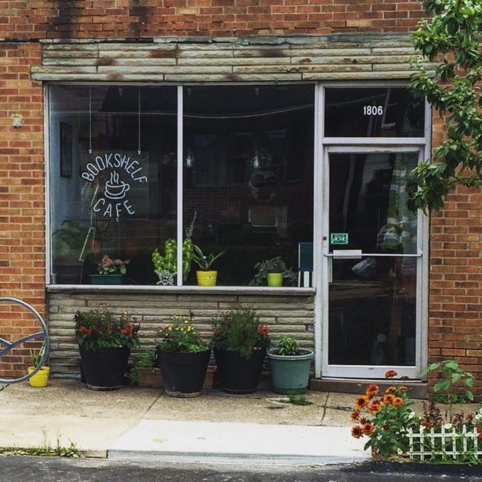 Bookshelf Cafe Pittsburgh Menu