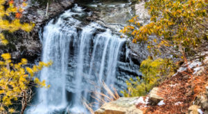 The Tennessee Waterfall That's One of the Most Beautiful In the World