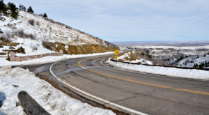 A Drive Down Denver's Loneliest Road Will Take You Miles And Miles Away From It All
