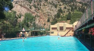 The Incredible Spring-Fed Pool Near Denver You Absolutely Need To Visit