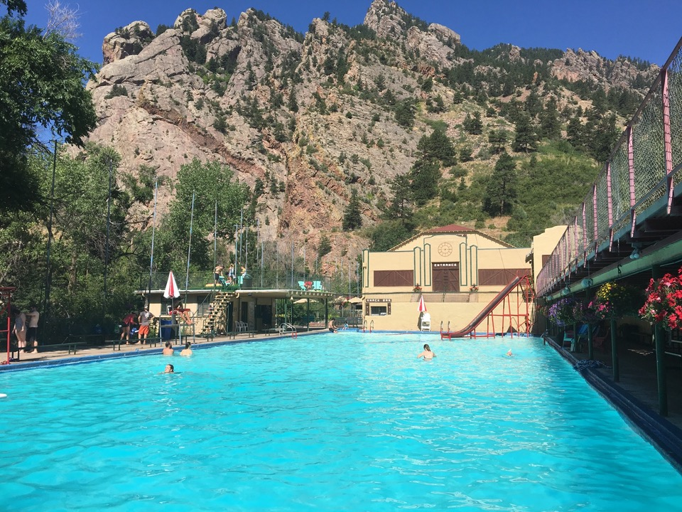 Eldorado Springs Swimming Pool Is Denver S Best Spring Fed